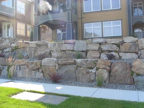 Retaining wall contruction Gravity retaining wall, Cantilevered retaining wall, sheet piling retaining wall