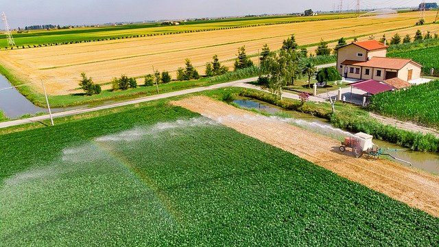 Latest Irrigation machine