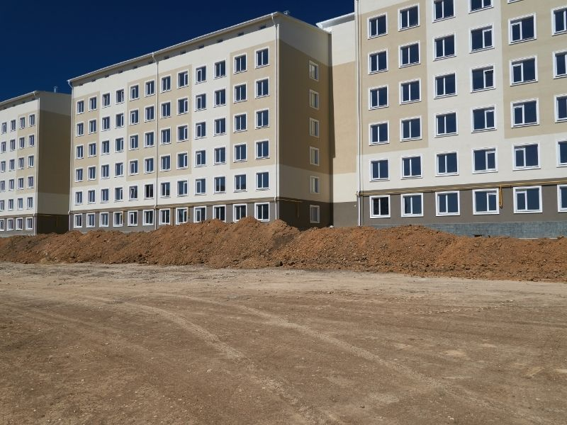 Land Grading done in Edmonton