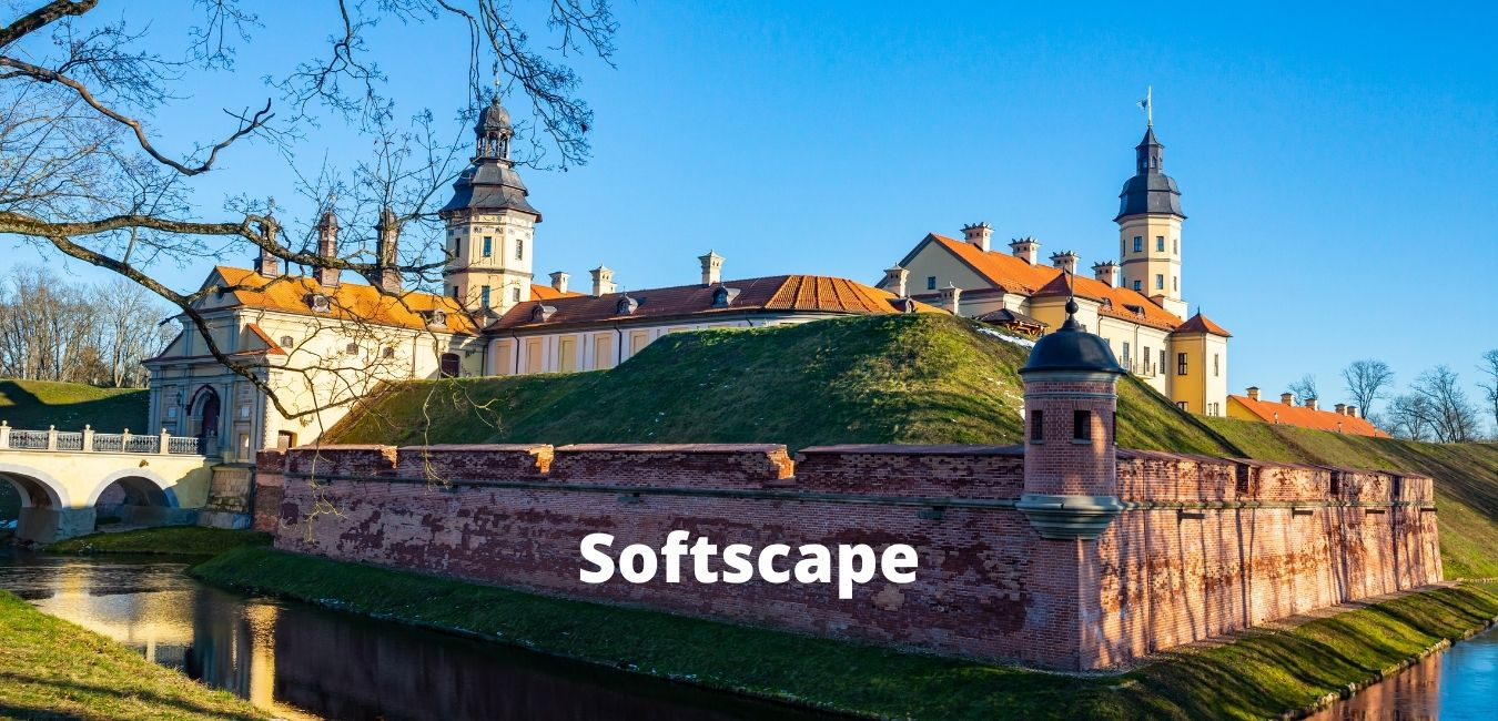 What is softscape?