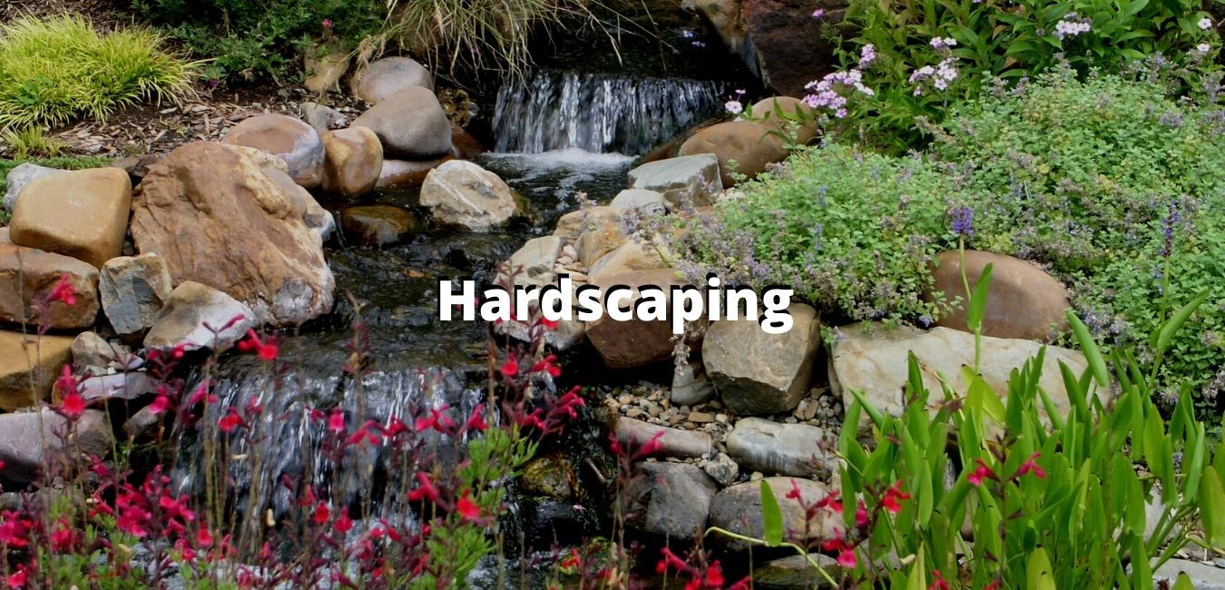 what is Hardscaping and how to use hardscaping landscape project